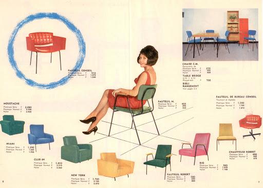 Pierre Guariche : Un génie de Minimalisme et de Simplicité 1