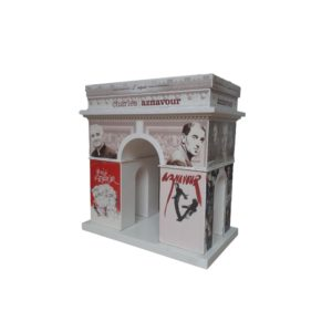 Arc De Triomphe Boite Collector Aznavour1