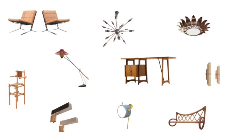 Notre Selection d'objets de design vintage