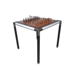 Table à Jeux Echec et Backgammon Deluxe, 1960s