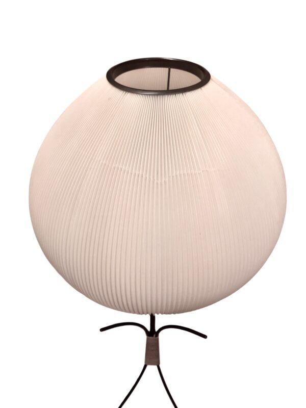 Lampadaire Minimaliste Style Noguchi