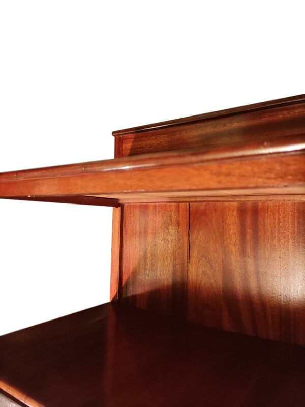 Cabinet Art Deco en Acajou, 1930s