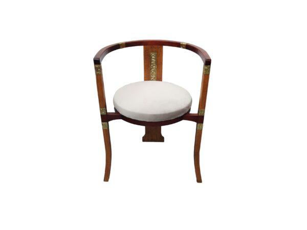 Chaise Art Nouveau de Bureau, 1900s